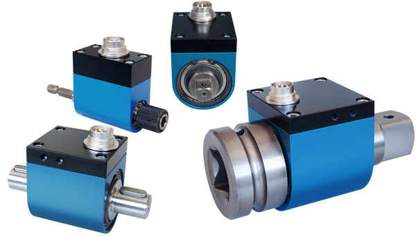 Rotating Torque Transducers with Slip Rings