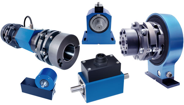 Torque Transducers with Non Contact Transmission